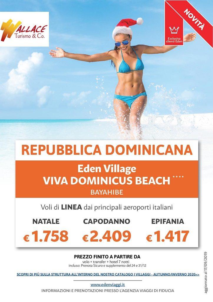 santo domingo-repubblica dominicana-bayahibe-viva dominicus-caraibi-mare-inverno-eden-edenviaggi-vacanze-lastminute-agenzia-viaggi-torino-centro-porta-nuova