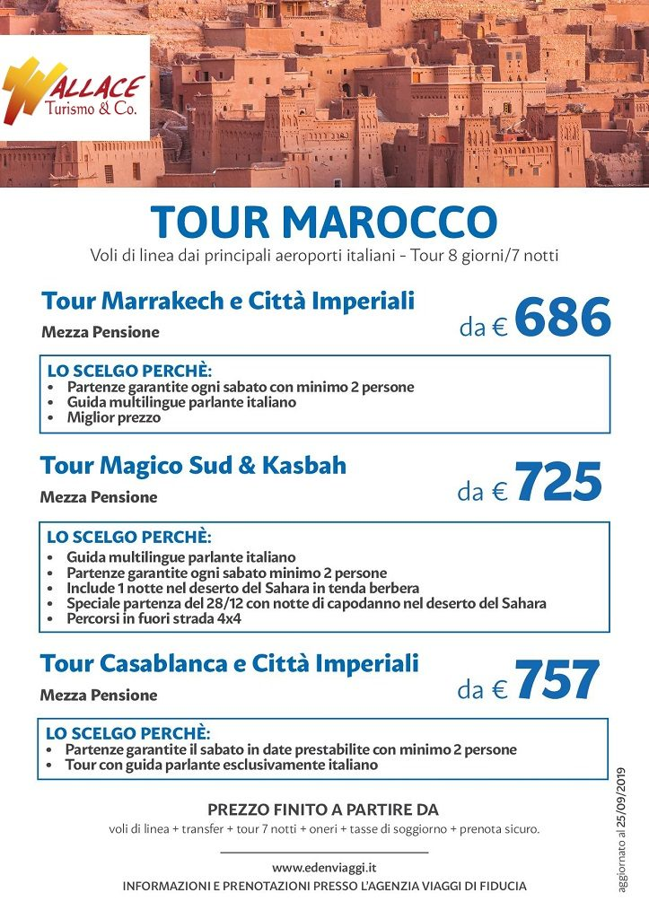 tour gruppo-bus-guida-marocco-citta imperiali-vacanze-lastminute-agenzia-viaggi-torino-centro-porta-nuova