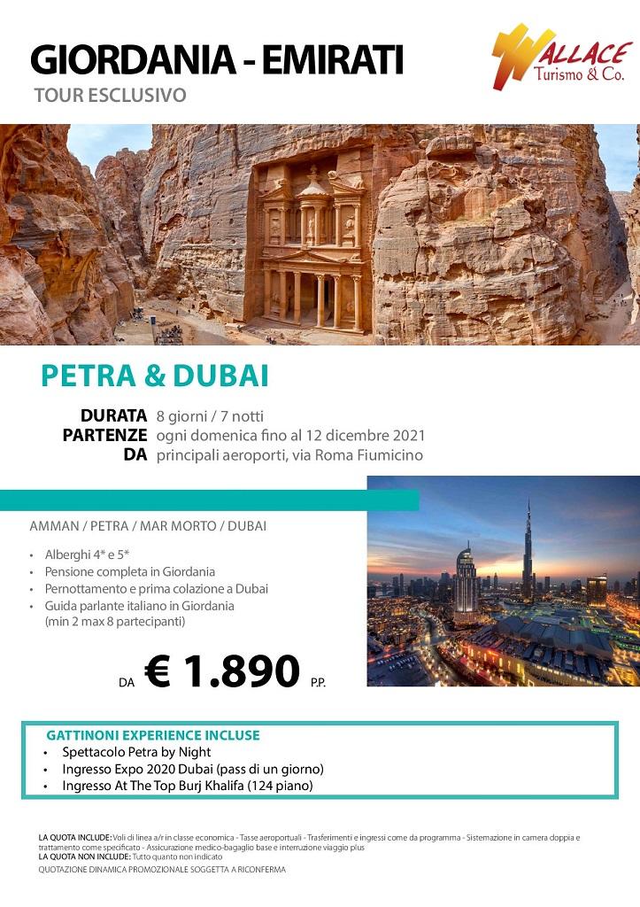 petra-dubai-medio oriente-inverno al caldo-terra santa-expo 2021